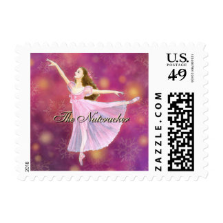 The Nutcracker Stamps with Clara