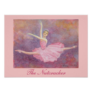 The Nutcracker (Sugar Plum Fairy) Poster