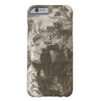 The Nymph Echo Changed into Sound, 1731 (engraving Barely There iPhone 6 Case