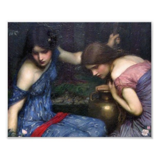 The Nymphs Finding Orpheus Photo Print