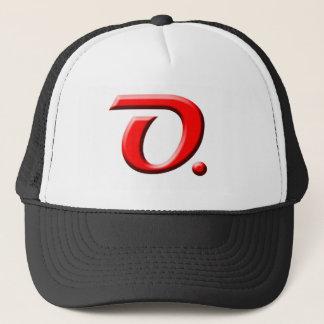 The O in Herman Trucker Hat