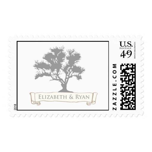 The Oak for Elizabeth Postage