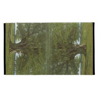 The Oak of Flagey, called Vercingetorix iPad Folio Covers