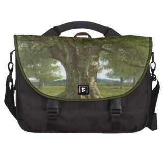 The Oak of Flagey, called Vercingetorix Laptop Messenger Bag