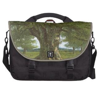 The Oak of Flagey, called Vercingetorix Bags For Laptop
