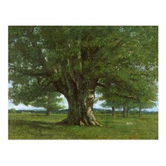The Oak of Flagey, called Vercingetorix Postcards