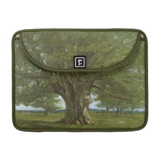 The Oak of Flagey, called Vercingetorix Sleeve For MacBook Pro