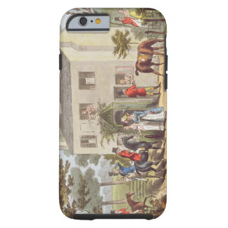 The Oakland Cottages, Cheltenham, or Fox Hunters a Tough iPhone 6 Case