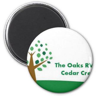 The Oaks RV Park Magnet