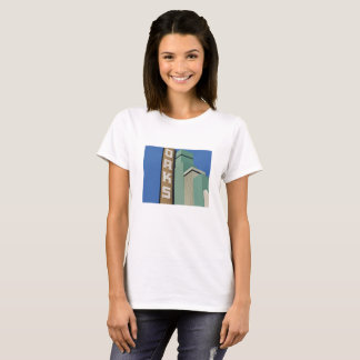 The Oaks Theater marquee in Berkeley T-Shirt