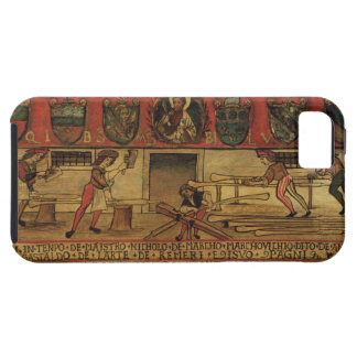 The Oar Makers (panel) iPhone SE/5/5s Case