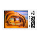The Oasis Postage Stamps