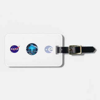 The OASISS Mission Luggage Tag