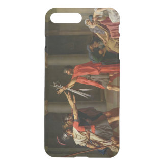 The Oath of Horatii, 1784 iPhone 7 Plus Case