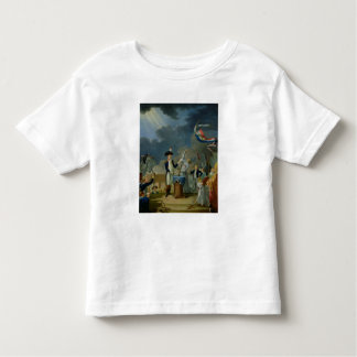 The Oath of Lafayette Toddler T-shirt