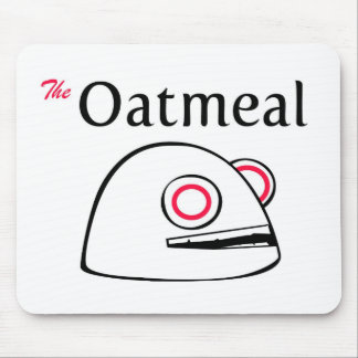 The Oatmeal Mousepad