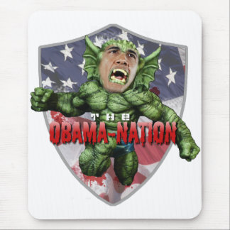 The Obama-Nation Mouse Pad