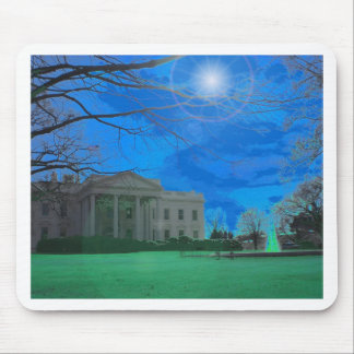 The Obama Residence Mouse Pad