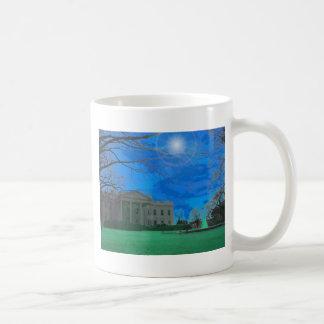 The Obama Residence Mug