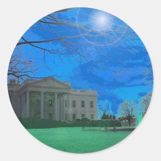 The Obama Residence Sticker