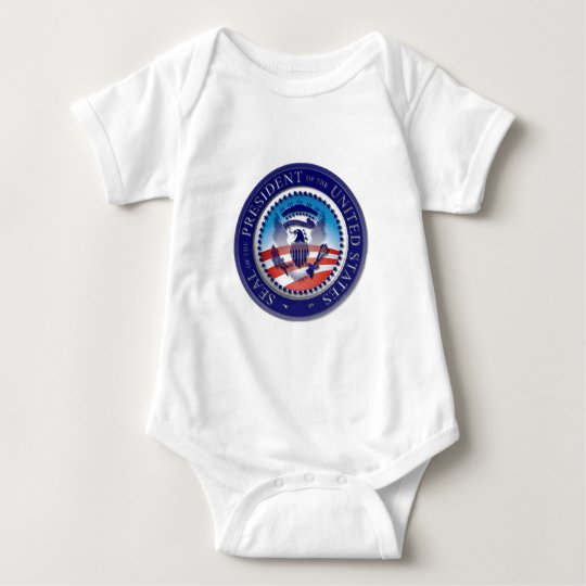 The Obama Seal Baby Bodysuit
