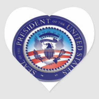 The Obama Seal Stickers