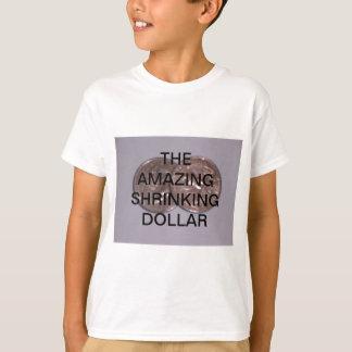 The OBAMA-SIZED DOLLAR T-Shirt