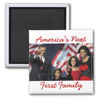 The Obamas America s Next 1st Family Magnet