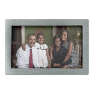 The Obamas Belt Buckle