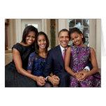 The Obamas Cards