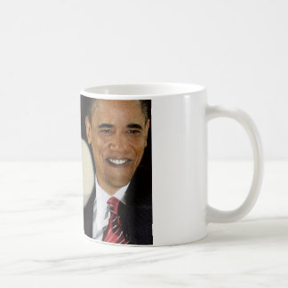THE OBAMAS COFFEE MUG
