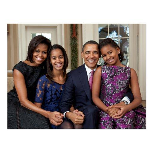 The Obamas Postcards