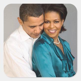 The Obamas Sticker
