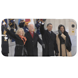 The Obamas & The Bidens Barely There iPhone 6 Plus Case