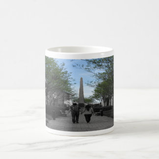 The Obelisk in Montreal Coffee Mug
