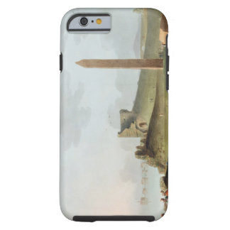 The Obelisks at Alexandria, called Cleopatra's Nee Tough iPhone 6 Case