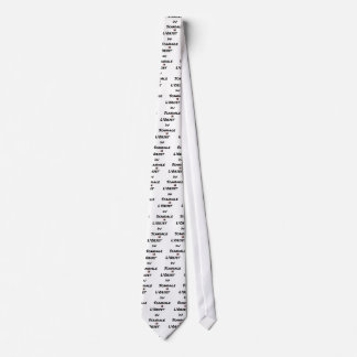 The OBJECT OF the SCANDAL - Word games - François Neck Tie