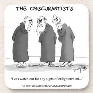 The Obscurantists Coaster