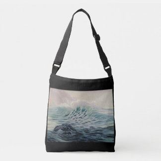 The Ocean - A Force of Nature Tote Bag