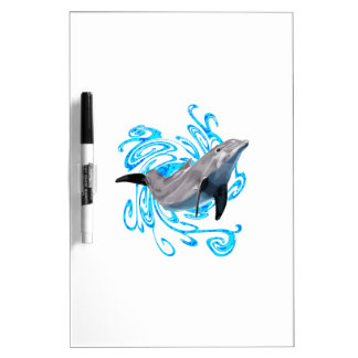 THE OCEAN ACROBAT Dry-Erase BOARD