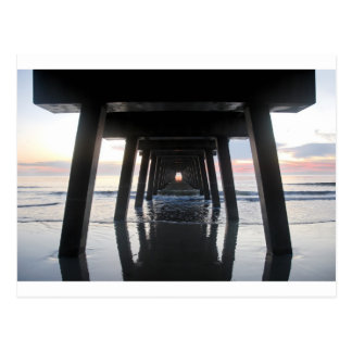 The Ocean and the Pier.jpg Postcard