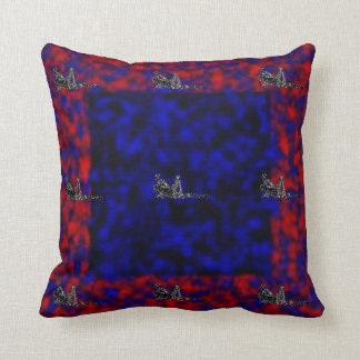 the ocean, blue, is, waves, sea, summer, water, be throw pillows