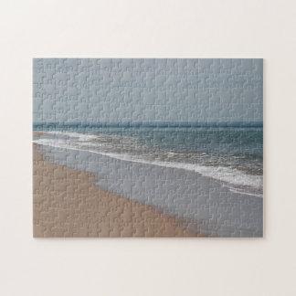 The ocean blue puzzle