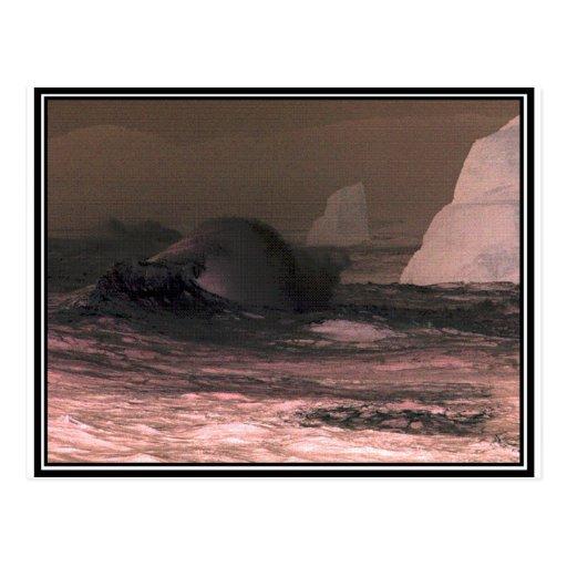 The Ocean Break Postcard