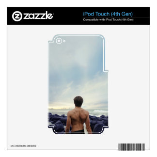 The Ocean Calls Decal For iPod Touch 4G