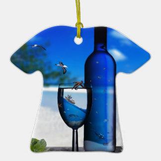 the-ocean-in-a-glass adornos de navidad