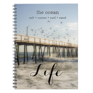 The Ocean Life Notebook