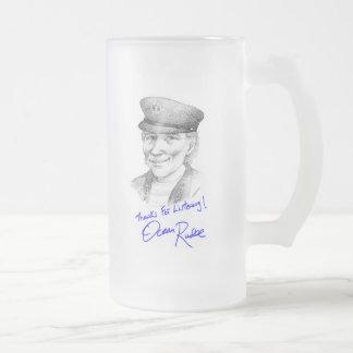 The Ocean Rudee Autograph Coffee Mugs
