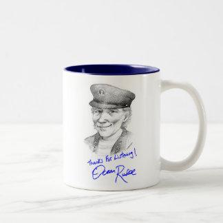 The Ocean Rudee Autograph Coffee Mug