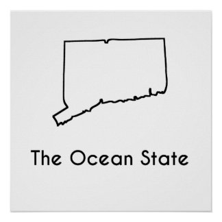 The Ocean State Poster